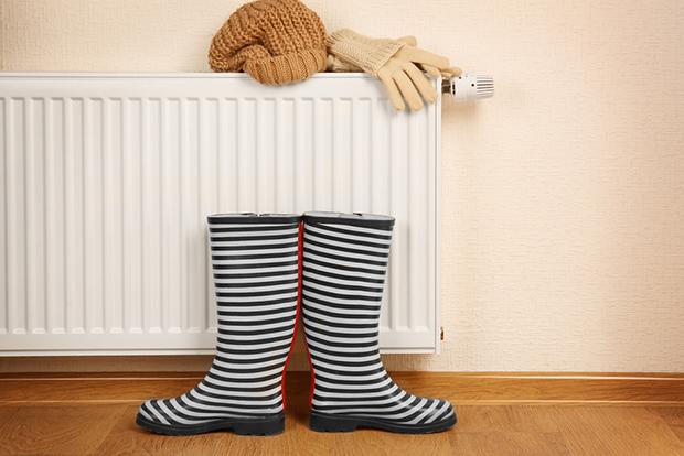 Der Winter ist da - und mit ihm die Heizkosten. Fotocredit: Shutterstock