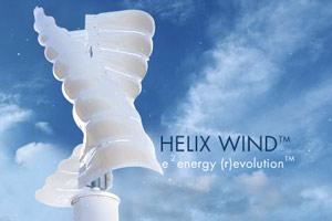 helix neue effiziente windturbinen energieleben. Black Bedroom Furniture Sets. Home Design Ideas