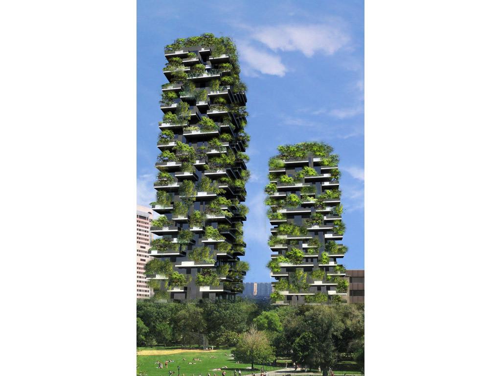 Milano il bosco verticale tra i migliori grattacieli al mondo