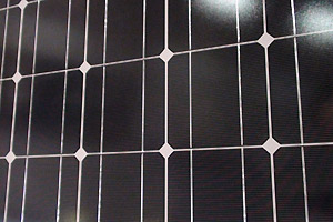 Solarpaneel. Foto: Andreas Habicher