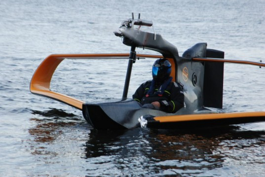 FlyNano Test Flight (© FlyNano Oy)