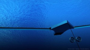 Ocean Cleanup Array © Erwin Zwart/Fabrique Computer Graphics