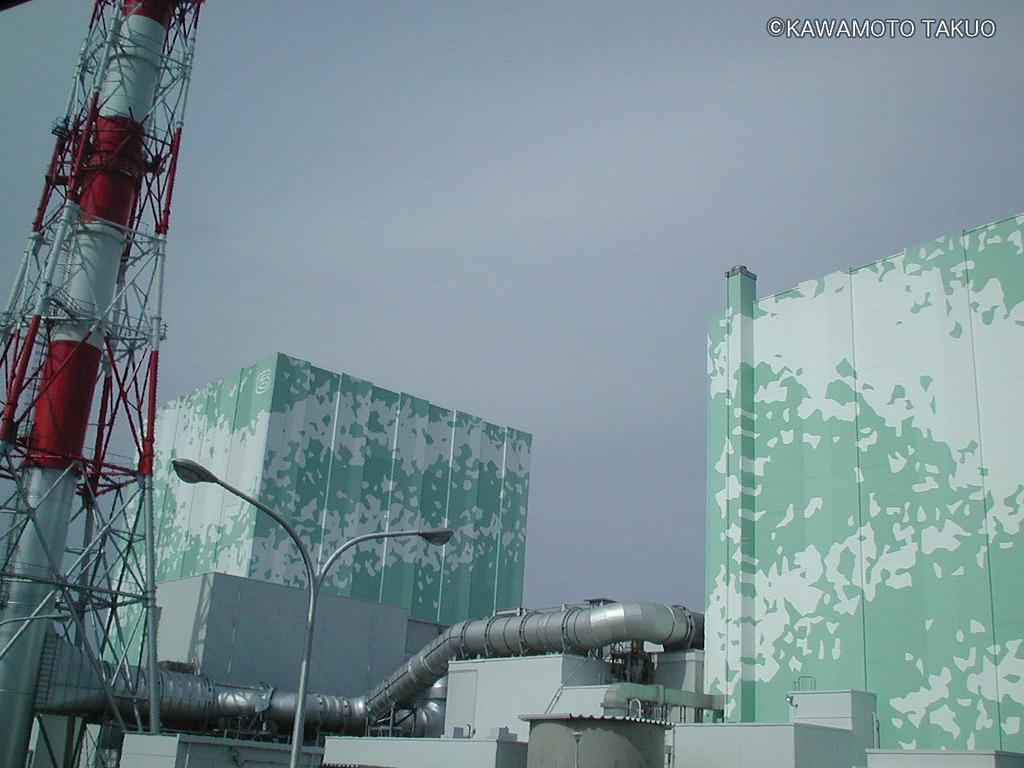 Fukushima I Nuclear Power Plant_02 © kawamoto takuo (hige-darumaひげだるま), Flickr