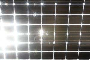 Solarpanele auf dem Vormarsch