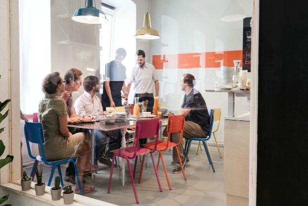 Wiens neuestes Coworking Space: Das Stockwerk im 15. Bezirk.