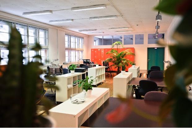 sektor5, der Klassiker unter den Wiener Coworking Spaces. Foto: Oleksandr Hnatenko - www.pohtography.com