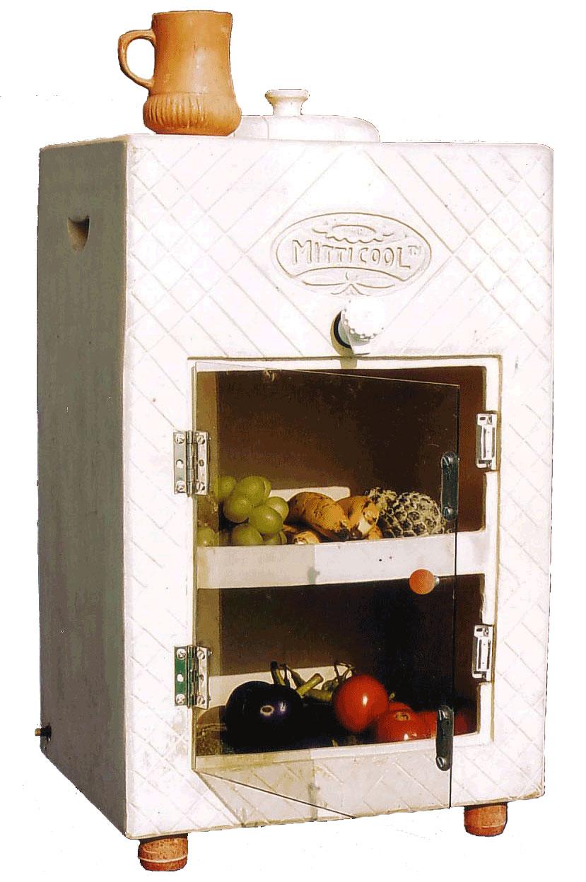 MittiCool-Refrigerator © MittiCool Inc.