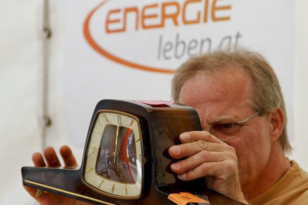 Unsere Handwerker hauchen den Geräten neues Leben ein. - Fotocredit: Energieleben