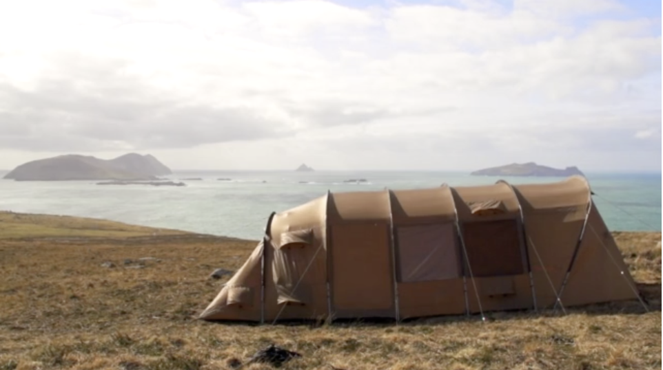 Thermo Tent (http://www.thermotents.com)
