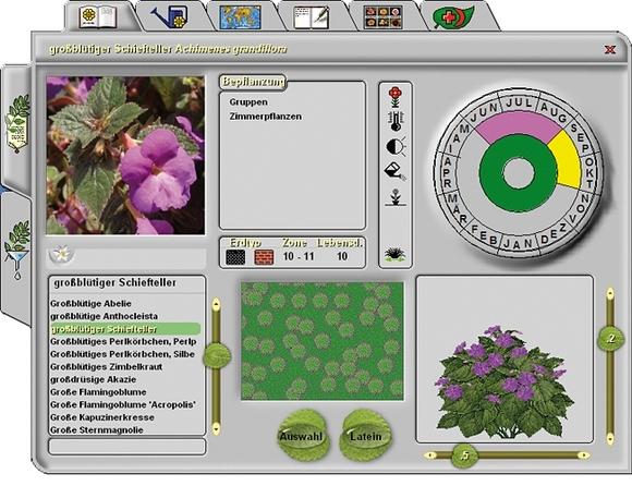 3D Gartenplaner