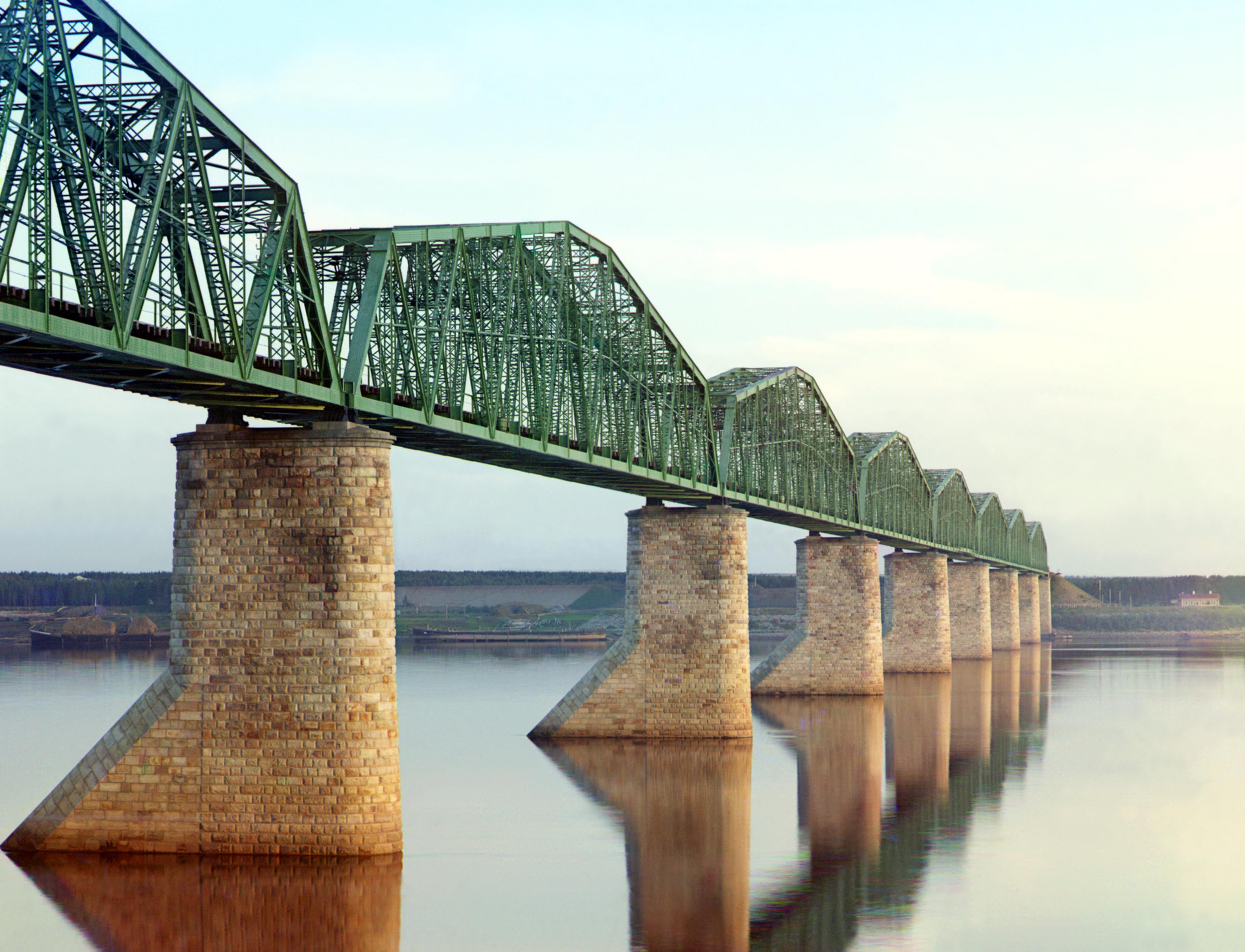 Transsibirische Eisenbahn (http://commons.wikimedia.org/wiki/File:Prokudin-Gorskii-25.jpg)