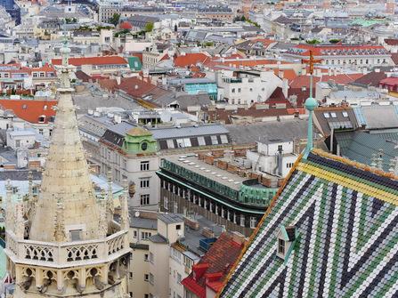 Luftqualität in Wien