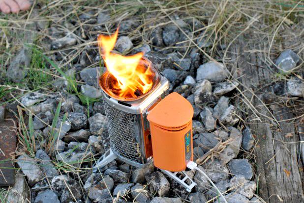 BioLite CampStove Test