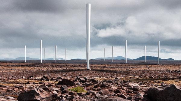windturbine vortex