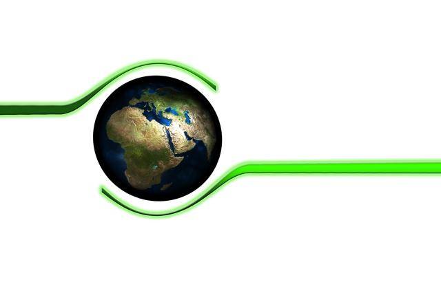 Welt Erde
