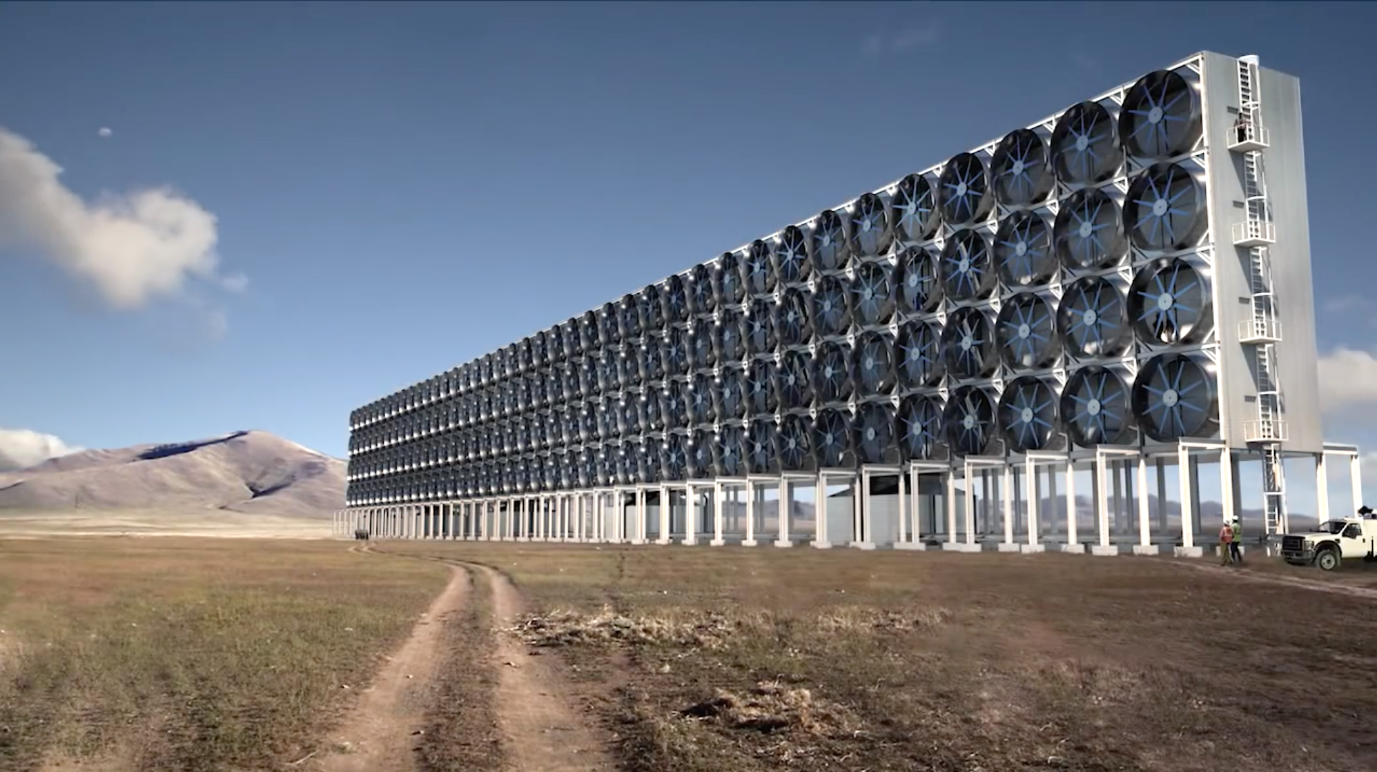 Carbon Engineering - Screenshot © Carbon Engineering