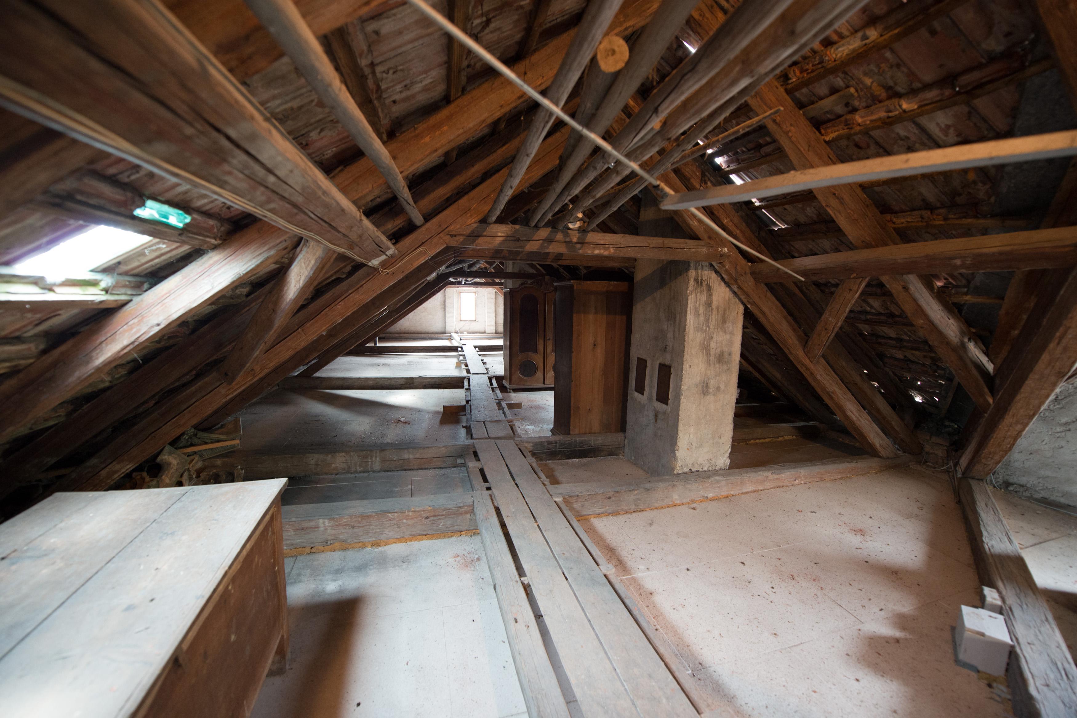 Dachboden © Martin Skopal