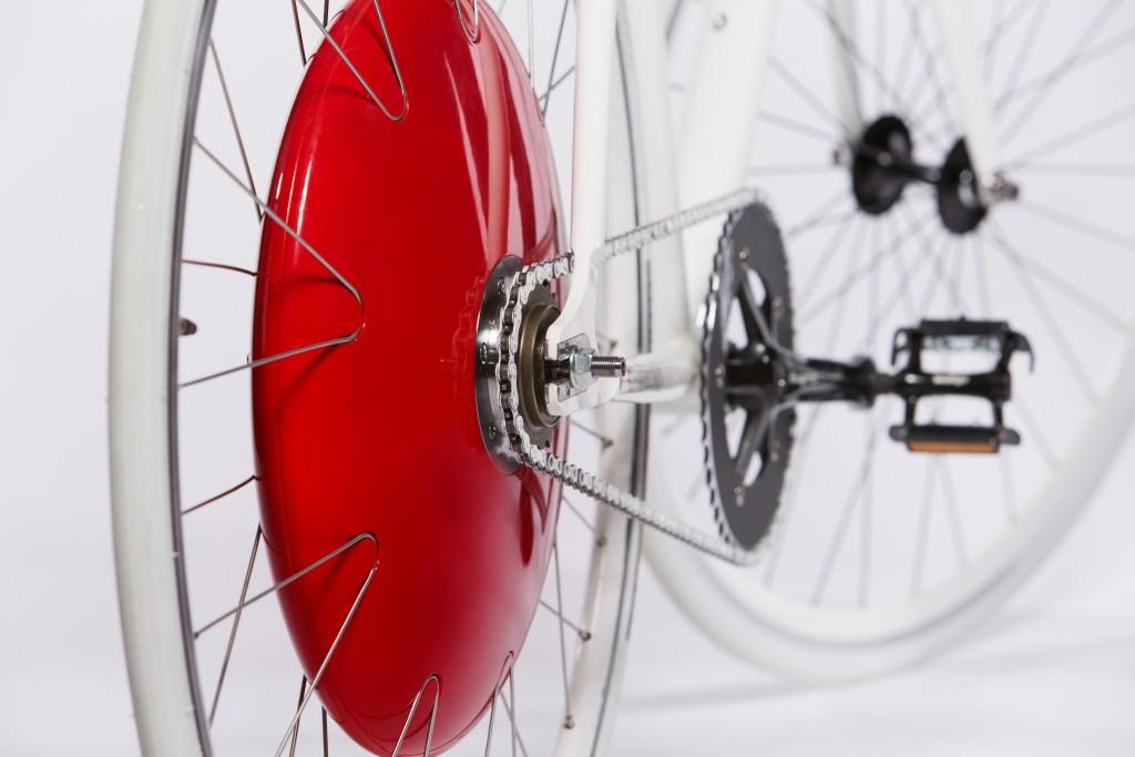 Copenhagen Wheel © credit Michael D Spencer