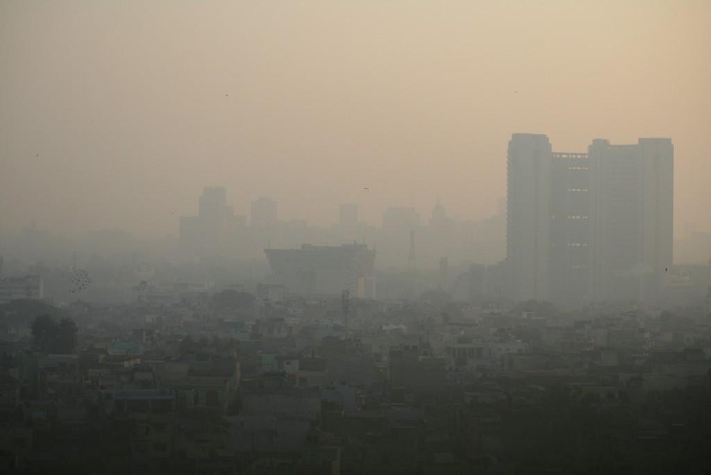 View of West of Delhi © Jean-Etienne Minh-Duy Poirrier / Flickr