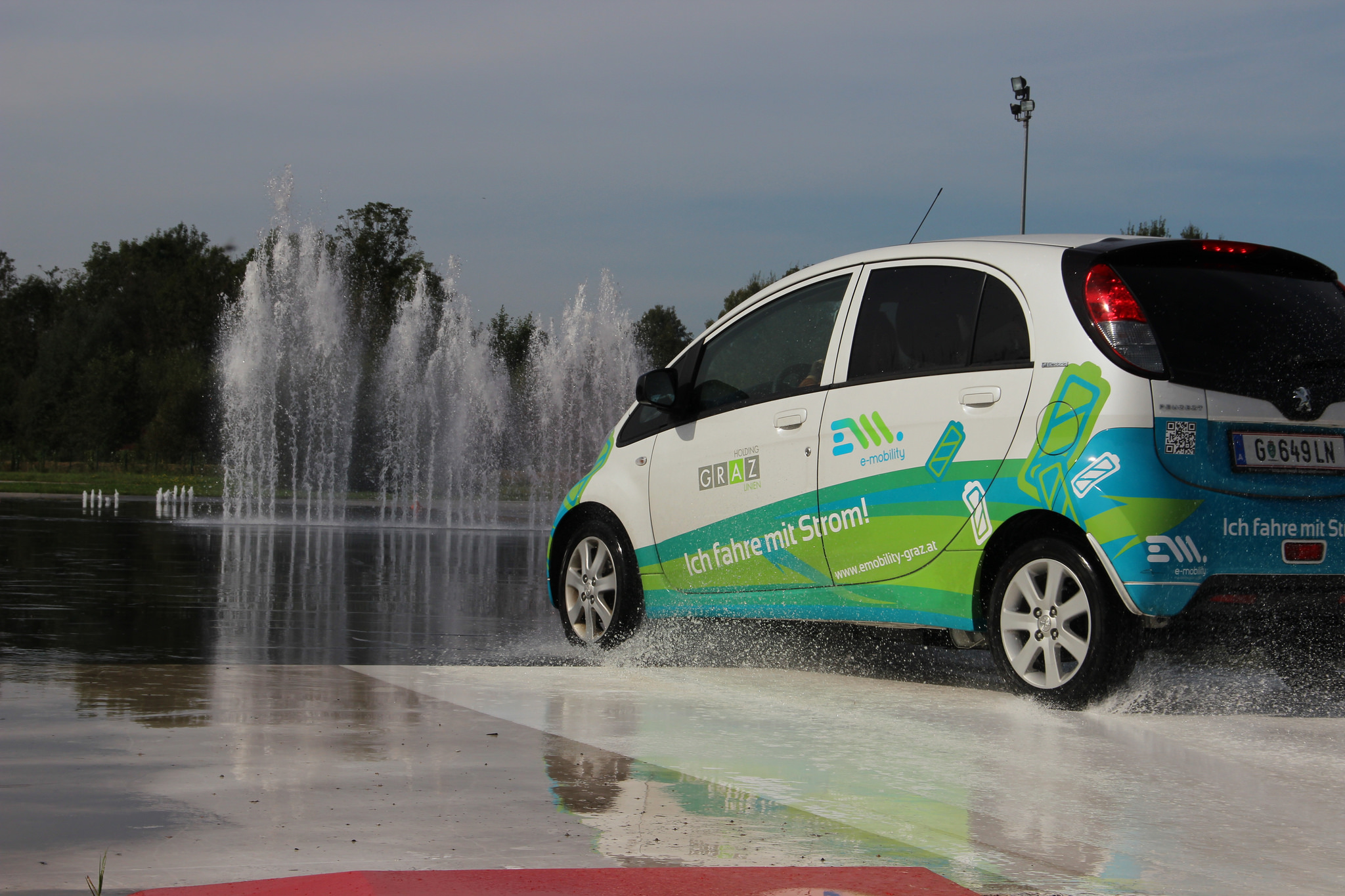 e-mobility Infotage 2014 (c) Kevin Griebaum / Holding Graz | Flickr