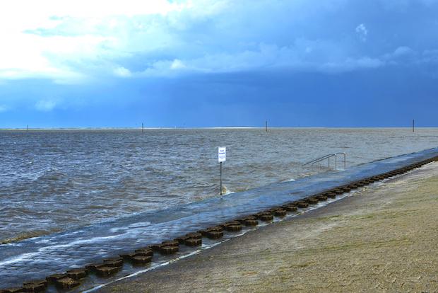 Meeresspiegel-Anstieg