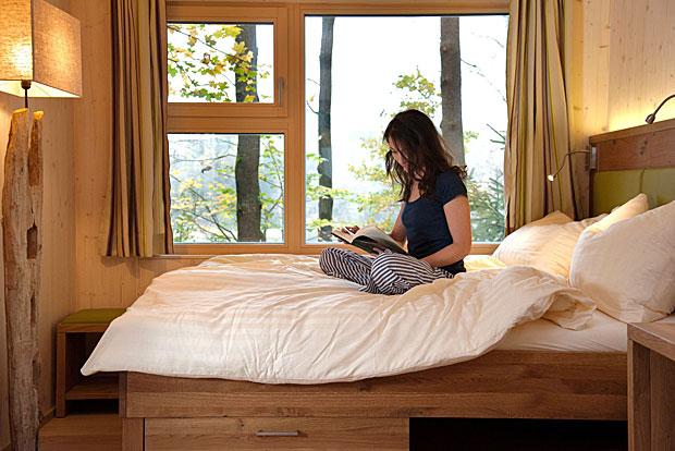 Topliste Die Schonsten Baumhaushotels Energieleben