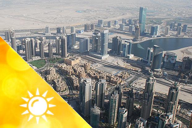 Solardächer werden in Dubai zur Pflicht