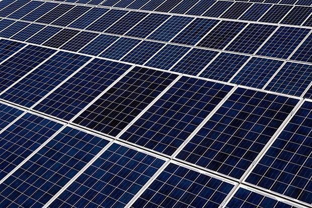 Solarfarmen