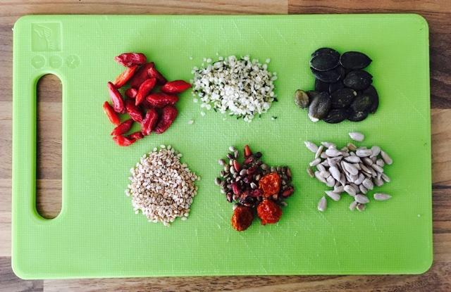 Superfoods, biokontakte