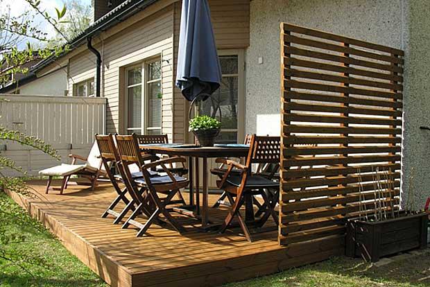 haltbares holz f r den au enbereich energieleben. Black Bedroom Furniture Sets. Home Design Ideas