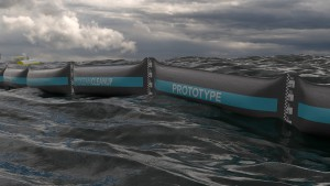 Prototype © The Ocean Cleanup