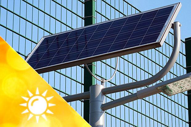 Solarenegie in Großbritannien
