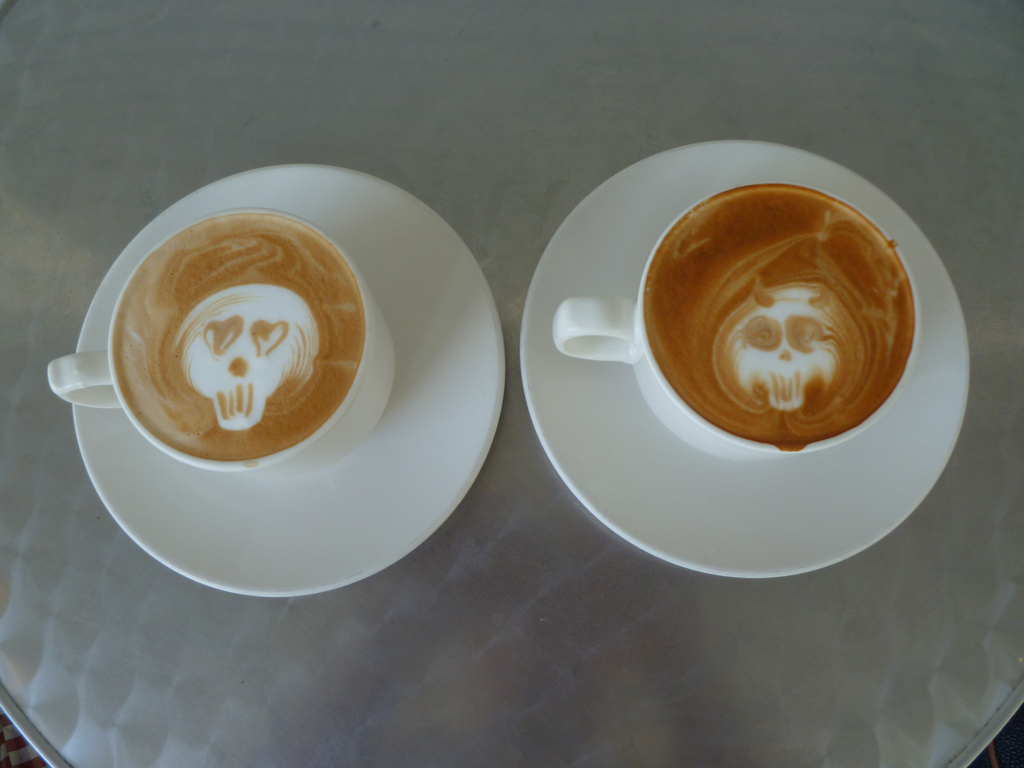 Freemont Coffee Art © stephenrwalli / Flickr