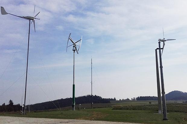 Windforschungspark Lichtenegg