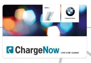 Ladekarte BMW i-CharegNow