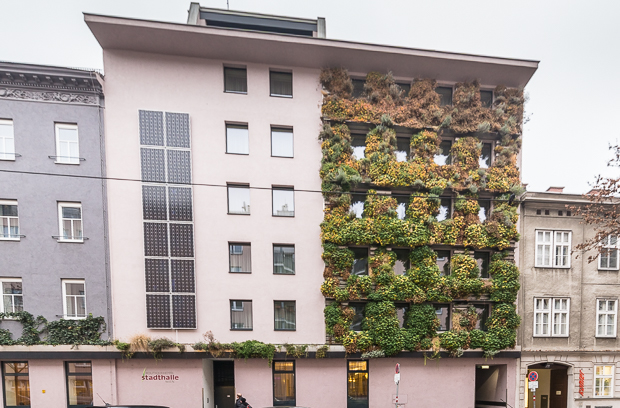Boutique-Hotel Stadthalle - Passivenergie Haus Grünewand