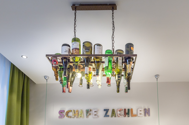 Boutique-Hotel Stadthalle - Upcycling Zimmer