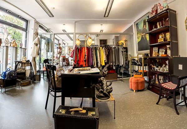 Nachhaltig Shoppen mit Second Hand