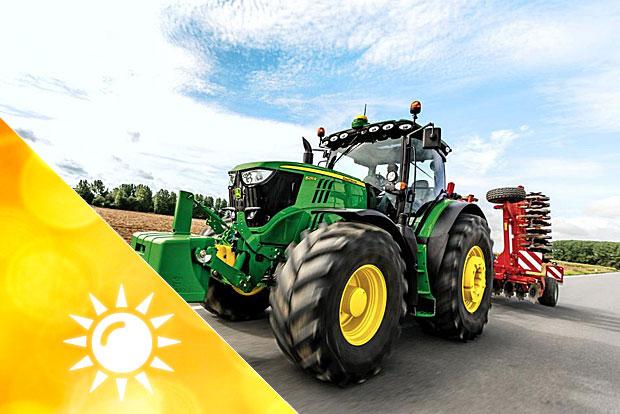E-Traktor von John Deere