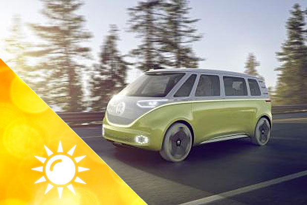 VW-Bus I.D. Buzz
