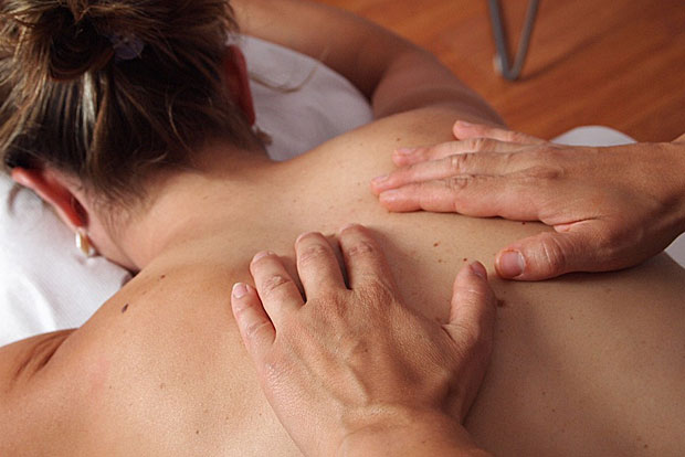 1. Massagetermin vereinbaren