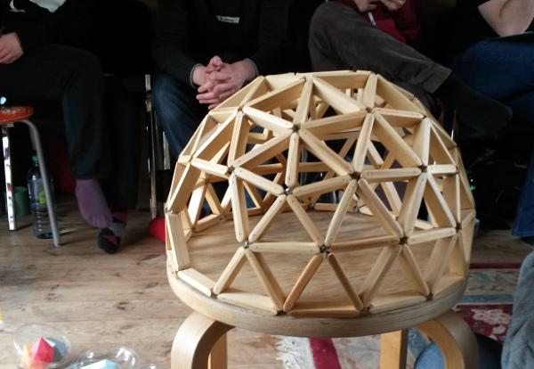 Geodätische Kuppel Selber Bauen dome und ihre wirkung auf den menschen