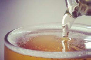 Bier aus Abfall klingt komisch, steht seiner Konkurrenz aber um nichts nach., Fotocredit: Martina Liel