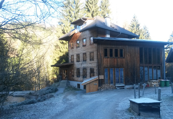 Erwin Thoma Holz100 Haus