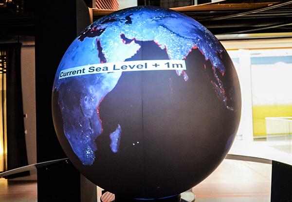 Der Anstieg des Meeresspiegel betrifft viele Regionen.