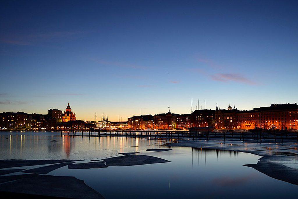 2. Helsinki: 20% Eco-Hotels