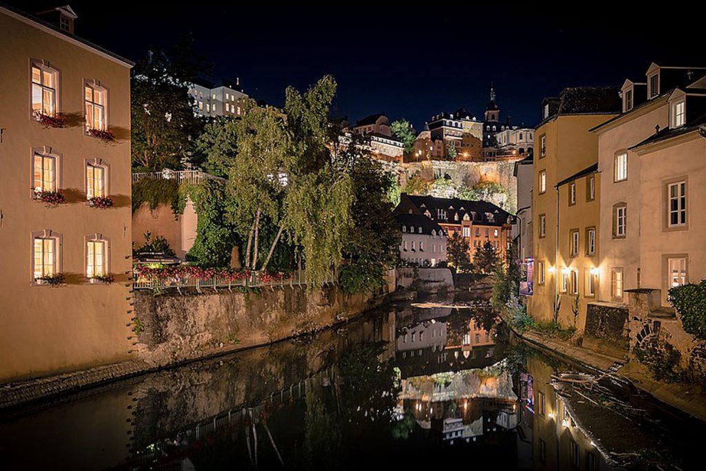 3. Luxemburg: 20% Eco-Hotels
