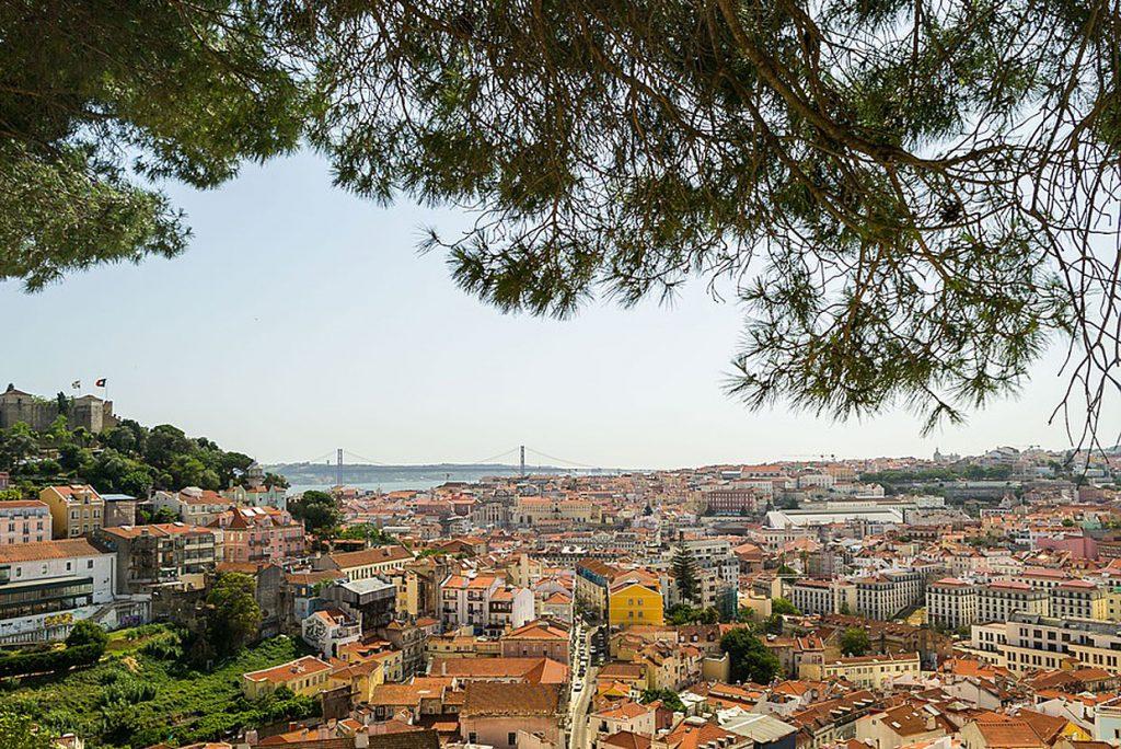 6. Lissabon: 8,5% Eco-Hotels