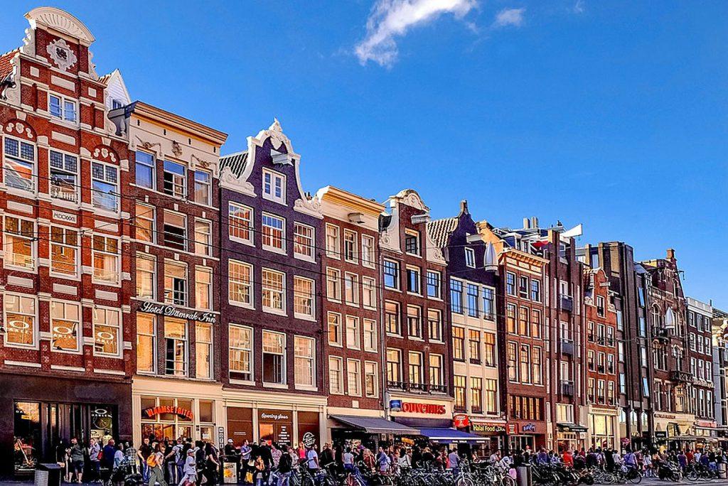 7. Amsterdam: 8,45% Eco-Hotels