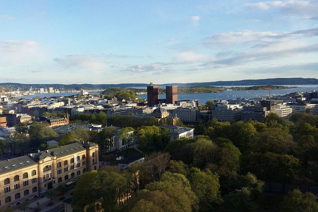 8. Oslo: 7% Eco-Hotels